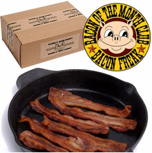 eNotes free year of bacon supplied by baconfreak