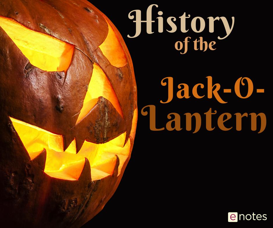 enotes jack o lantern blog