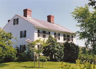 E. B. White's home 001