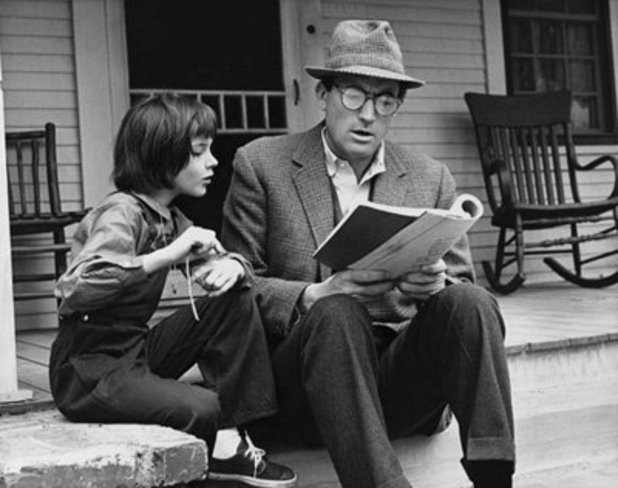 An analysis of the courage of atticus finch in to kill a mockingbird by harper lee