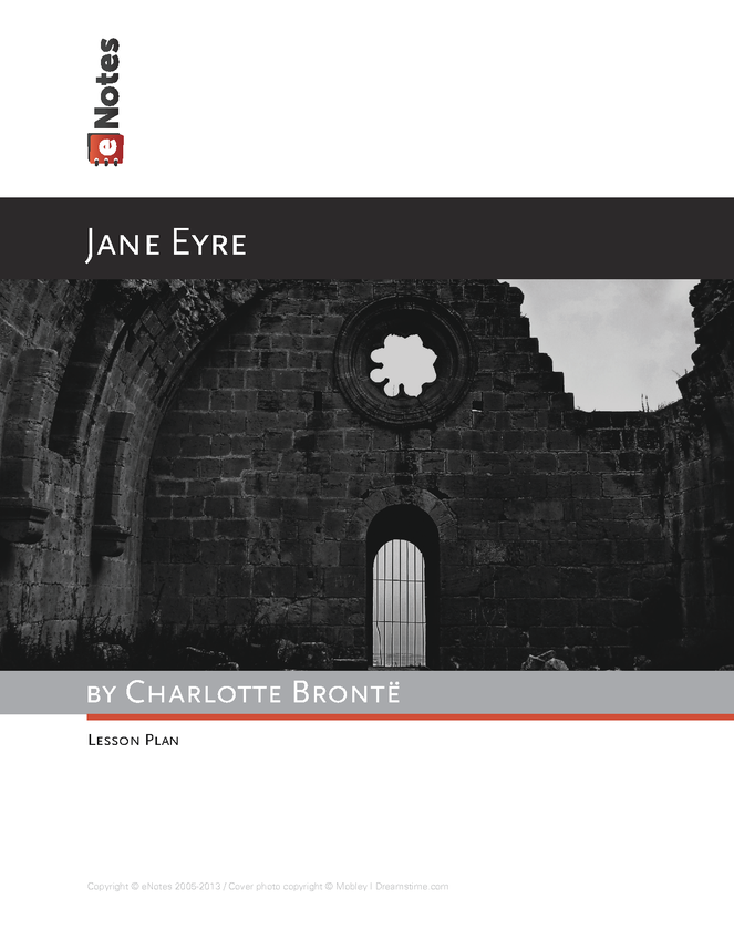 jane eyre questions for essay and discussion