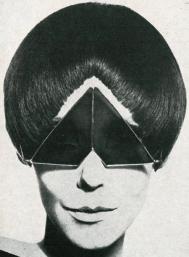 60s futurism glasses
