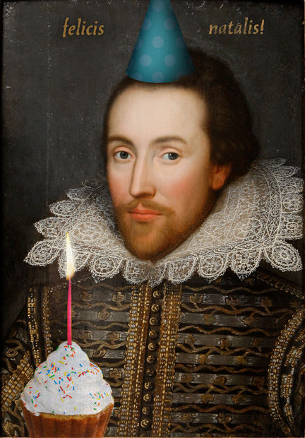 Shakespearean birthday quotes?