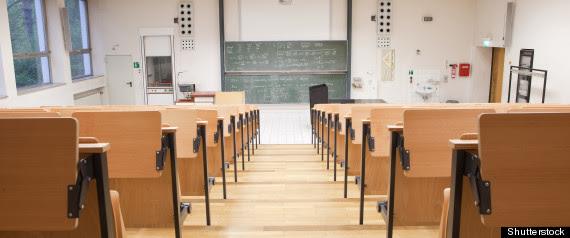 test hall