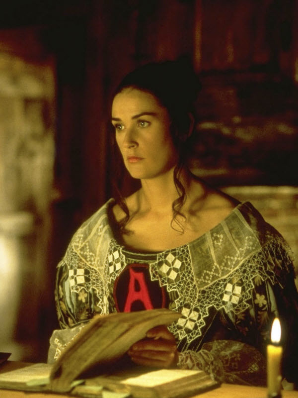 Setting Symbolism In The Scarlet Letter