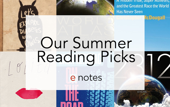 enotes blog summer reading list