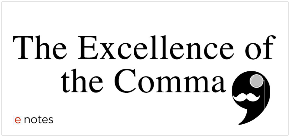 excellence of the comma