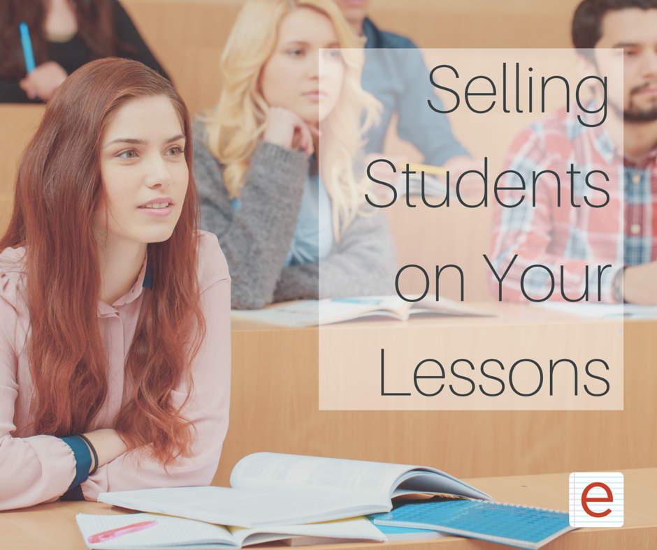 selling students on your lesson enotes blog
