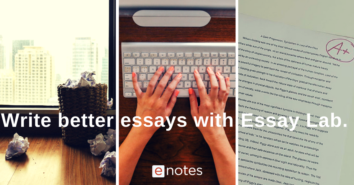 Writing better essay questions
