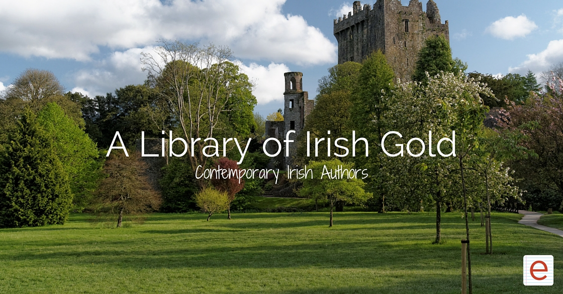 The eNotes Blog: A Library of Irish Gold: Contemporary Irish