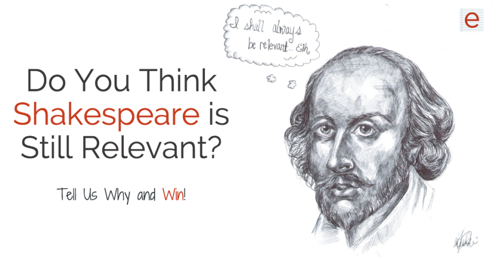 shakespeare 400 years enotes blog contest