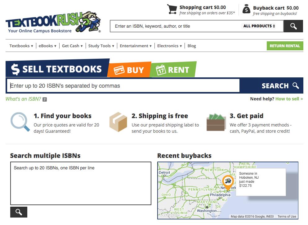textbook rush enotes blog