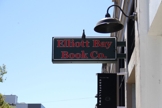 Elliott Bay Book Co 1 copy