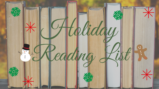 Get Cozy: 5 Holiday Book Reads