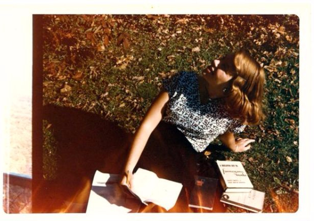 Life of Sylvia Plath through amazing vintage photos (43)
